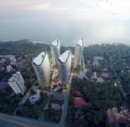 ЖК «Kandinsky Odessa Residence»